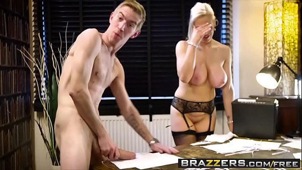 Brazzers, Rebecca, At work