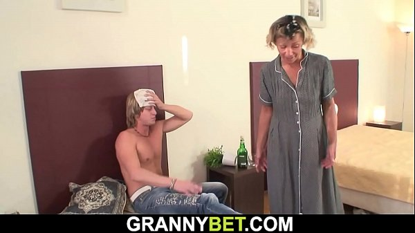 Double, Grannies, Granny fuck