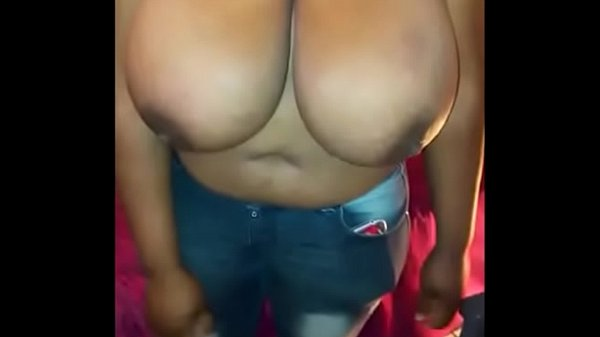 Big boobs, Jeans, Showing