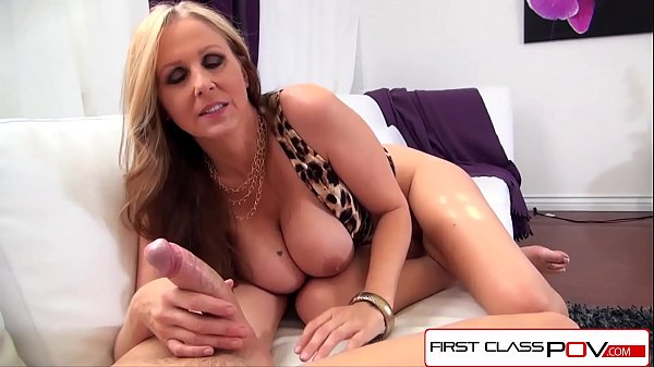 Julia, Boobs, Monster cock, Julia ann, Ann