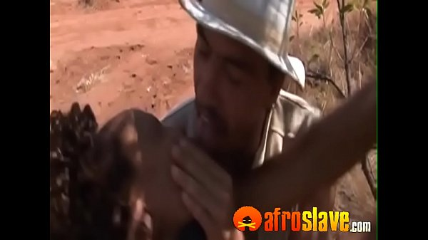 Tied up, African
