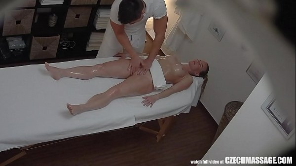 Teacher, Busty massage