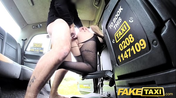 Taxi, Fake taxi, Deep anal, Big nipple