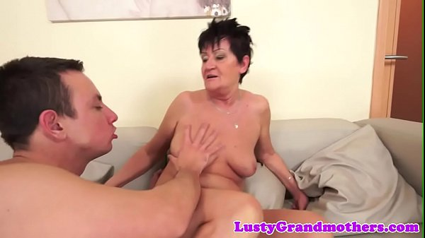 Granny, Foreplay