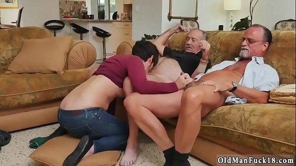 Spanking girls, Fat old man, Fat man
