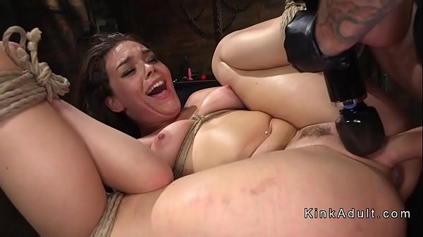 Tied up, Train, Tied anal