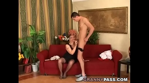 Granny, Young anal, Huge cock anal, Granny anal, Anal granny