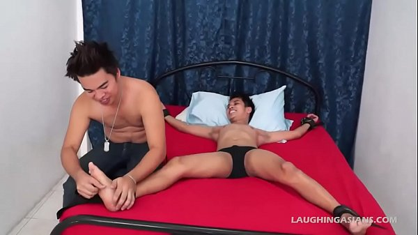 Threesome, Tickling, Asian threesome