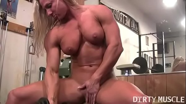 Clit, Bodybuilder, Big clit