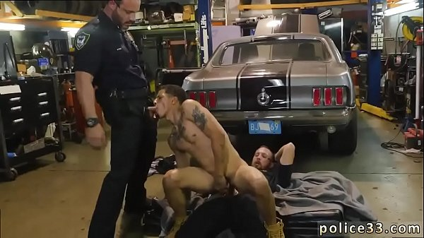 Police, Punk, Feet sex, Gay police