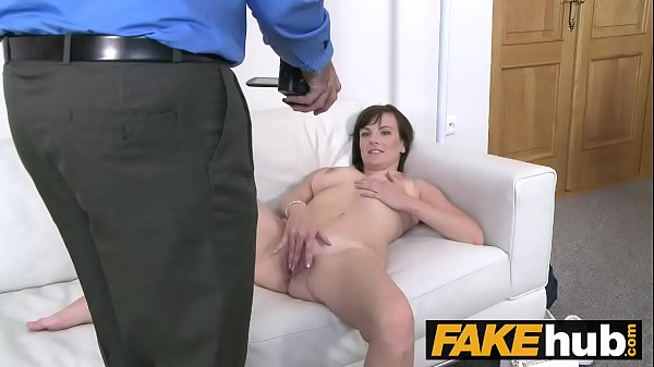 First casting, Fake tits