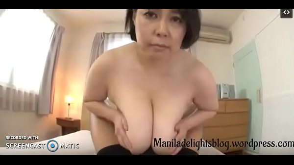 Old woman, Huge boobs, Asian old