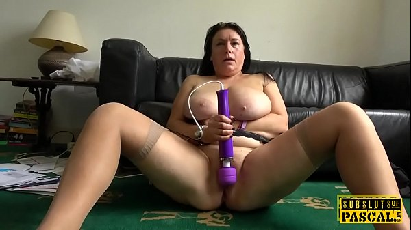 Busty squirt, Mature doggystyle