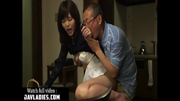 Father, Father in law, Japanese father, In law, Japanese babe, Japanese video