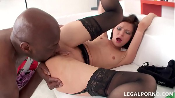 Deep, Ball, Anal interracial