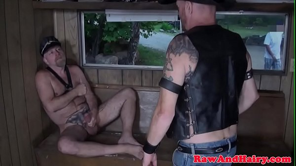 Daddy, Leather