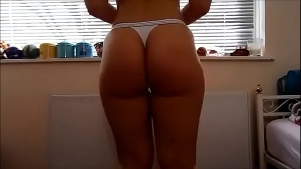White girl, White ass