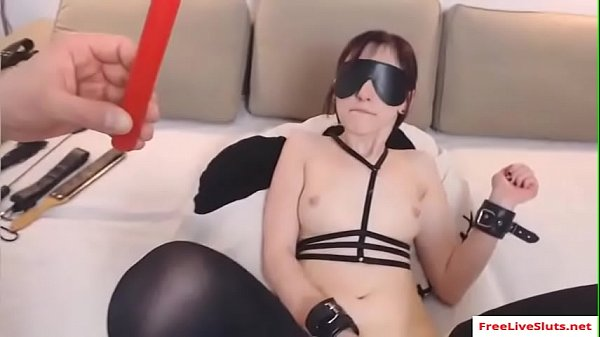 Spanking, Licking pussy