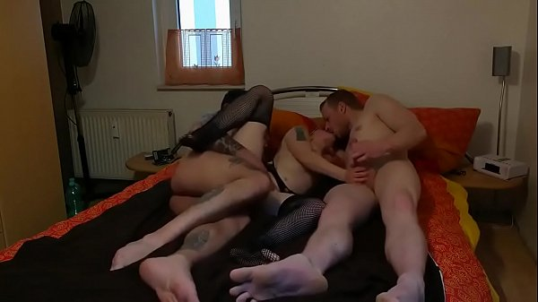 Husband wife, Wife threesome
