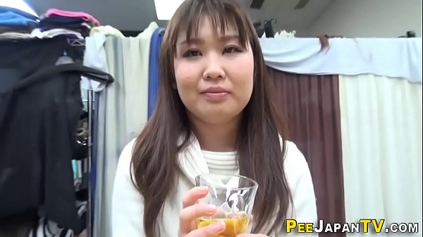 Japanese pissing, Drink