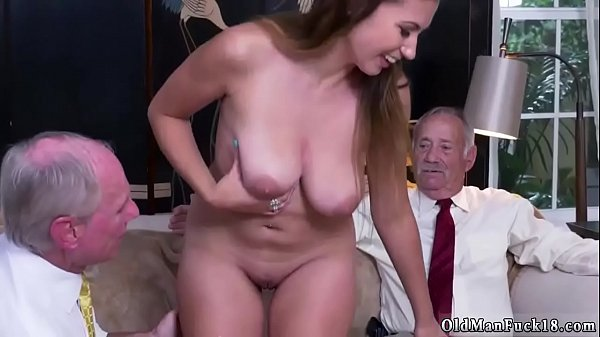 Creampie, Old young, Young and old, Young creampie