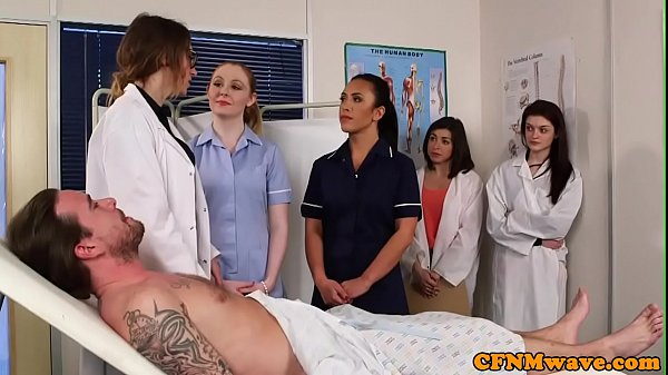 Nurse, Lucky guy