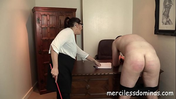 Teacher, French, Caning