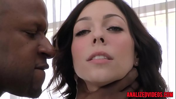 Busty anal, Black anal