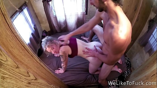 Abused, Rough anal