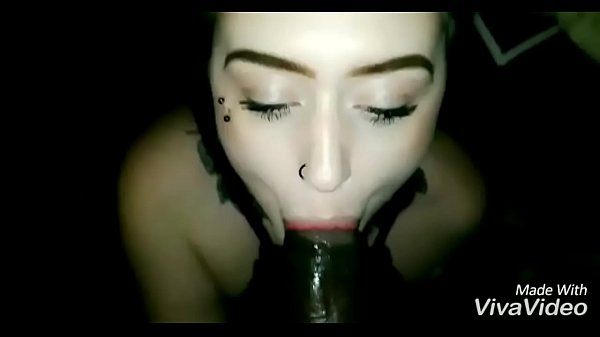 Deepthroat, White girl, White bbc